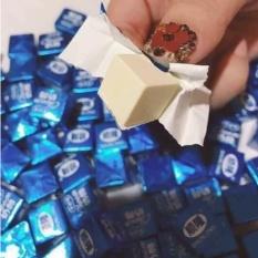 Bán Kẹo Vien Sữa Kho Milk Cube Thai Lan 50 Vien Goi Có Thương Hiệu Nguyên