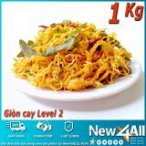 Kho Ga La Chanh New4All 1Kg Gion Cay Cấp Độ 2 New4All Chiết Khấu 30