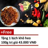 Chiết Khấu Kho Heo Chay Tỏi 1Kg Tặng Them Bịch 100Gr Oem Trong Hồ Chí Minh