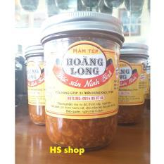 Mua Mắm Tep Gia Viễn Đặc Sản Ninh Binh 380Ml Mon Thịt Ba Chỉ Rang Mắm Tep Rất Ngon Npp Hs Shop Rẻ Ninh Bình