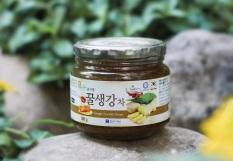 Ôn Tập Mật Ong Gừng Han Quốc Ginger Tea With Honey Chong Kun Dang 500G