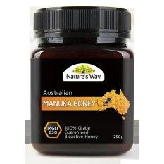 Giá Bán Mật Ong Nature S Way Australian Manuka Honey Mgo 830 250G Mới