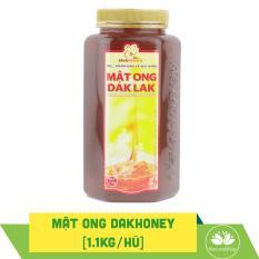Hình ảnh Mật ong nguyên chất Dakhoney 1.1kg - Hàng chuẩn xuất khẩu