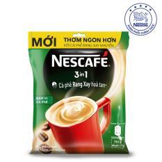 Nescafé 3in1 Đậm Vị Cà Phê (Bịch 46 gói x 17g)