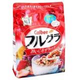Giá Bán Ngũ Cốc Dinh Dưỡng Sấy Kho Dạng Hạt Cao Cấp Calbee Fruit Granola Cereal Goi 800G Nguyên