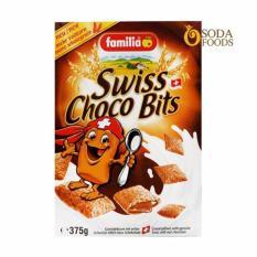 Ôn Tập Cửa Hàng Ngũ Cốc Nhan Socola Cho Trẻ Em Familia Swiss Choco Bits Thụy Sĩ 375G Trực Tuyến