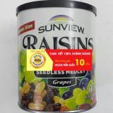 Chiết Khấu Nho Kho Mỹ Khong Hạt Sunview Raisins Seedless 425G Loại 1 California