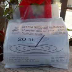 Mã Khuyến Mại Nước Giặt Bb Ban Mai 20 Lit 130 000Đ Bb Ban Mai