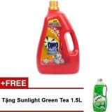 Nước Giặt Omo Matic Comfort Tinh Dầu Thơm 3 8Kg Tặng Nước Rửa Chen Sunlight Green Tea 1 5L Omo Rẻ Trong Hồ Chí Minh