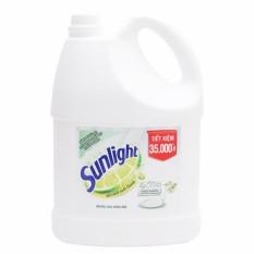 Bán Nước Rửa Chen Bat Sunlight Thien Nhien Can 3 8Kg Unilever Nguyên
