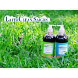 Nước rửa chén Layer Clean 800ml - Hương quả quýt