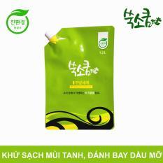 Mua Nước Rửa Chen Thien Nhien Tinh Chất Ngải Cứu Ssooksoqoom Tui 1 2L Nhập Khẩu Han Quốc Trong Hà Nội