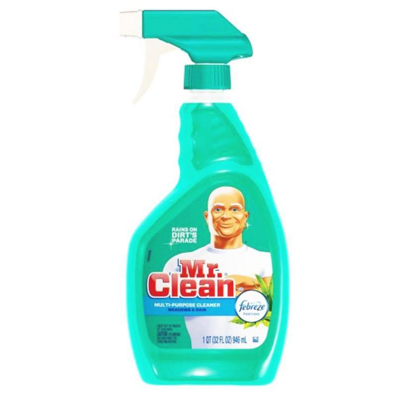Nước Tẩy Rửa Đa Năng Mr. Clean Meadows & Rain 946ml