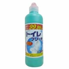 Hình ảnh Nước tẩy rửa nhà vệ sinh không mùi Rocket 400ml