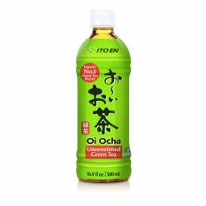 Hình ảnh Nước uống trà xanh Oi Ocha Green Tea