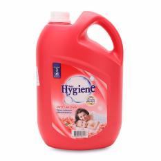 Bán Nước Xả Vải Hygiene Chai 3500 Ml Đỏ Hồ Chí Minh Rẻ