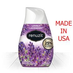Hình ảnh Sáp Thơm Phòng Renuzit Lovely Lavender 198g
