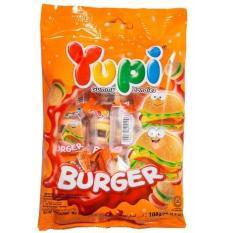 Hình ảnh Set 3 gói kẹo dẻo Yupi Burger 96g