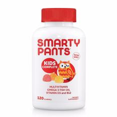 Giá Bán Smartypants Kids Complete Gummy Vitamins Multivitamin Omega 3 Dha Epa Fish Oil Methyl B12 Vitamin D3 180 Count 45 Day Supply Smarty Trực Tuyến