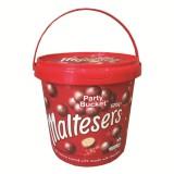 Ôn Tập Trên Kẹo Socola Party Bucket Maltesers 520G