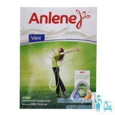 Sữa Anlene MovePro Hương Vani Hộp Giấy 440g (Từ 19-50 tuổi)
