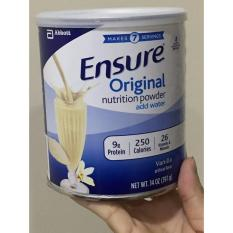 Giá Bán Sữa Bột Dinh Dưỡng Ensure Nhập Khẩu Từ Mỹ 397Gr Nguyên