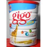 Sữa Bột Gigo Grow Sữa Tăng Trưởng Chiều Cao Chiết Khấu Hà Nội