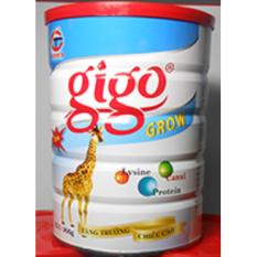 Giá Bán Sữa Bột Gigo Grow Sữa Tăng Trưởng Chiều Cao Rẻ