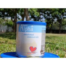 Sữa Đặc nhập khẩu Malaysia DAIRY ALPHA lon 1kg