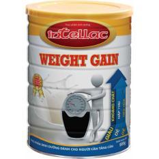 Sữa dành cho người gầy Intellac Weight gain 900g
