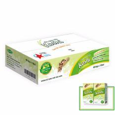 Sữa gạo lứt Koshi Nguyên Cám 110ml thùng 48 hộp