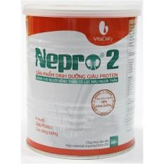Sữa bột Nepro 2 900g (người bệnh thận)