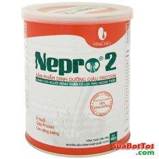 Bán Mua Sữa Nepro Số 2 900G Danh Cho Người Bệnh Thận