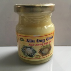 Mua Sữa Ong Chua Tươi Thương Hiệu Anh Khoa Gia Lai 100G Lọ Mới