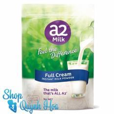 Sữa tươi dạng bột nguyên kem A2 Úc túi 1kg (Hàng nhập khẩu)