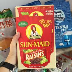 Giá Bán Rẻ Nhất Sun Maid Raisin Nho Kho Đen 2042G