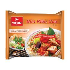 Giá Bán Thung 30 Goi Bun Rieu Cua 80G Vifon Vifon Nguyên