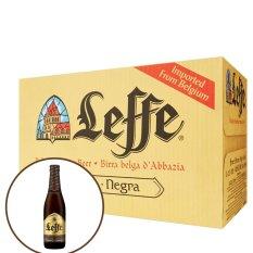 Leffe Brune chai 330ml - Thùng 24