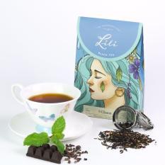 Bán Tra Đen Lili Hương Bạc Ha Chocolate 50G Có Thương Hiệu Rẻ