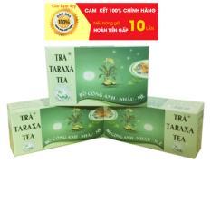 Trà Bồ Công Anh P&K - mát gan, giải độc, ngừa ung thư (49 túi lọc)