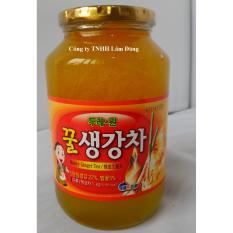 Tra Siro Gừng Mật Ong Dooraewon Han Quốc 1Kg Korea Chiết Khấu 40