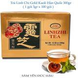 Trà Linh Chi Gold Kaoli Hàn Quốc 300gr ( 1 gói 3gr x 100 gói )
