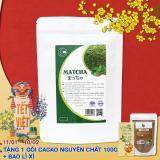 Bán Tra Matcha Nhật Nguyen Chất Nhập Khẩu Greend Food 250G Light Coffee