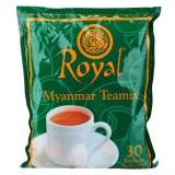 Cửa Hàng Bán Tra Sữa Hoa Tan Royal Myanmar Teamix Bịch 30 Goi Hang Myanmar