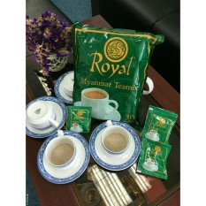 Trà Sữa Myanmar Royal Teamix (Có Feedback của khách)