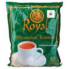 Mua Tra Sữa Royal Myanmar Teamix 600G 30 Goi Mới Nhất