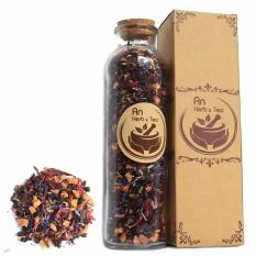 Ôn Tập Tra Trai Cay Vị Việt Quất Sữa Chua Magic Tea An Trà