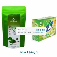 Uji Yanoen Matcha Nhật Bản Tặng 1 Hộp Matcha Latte Nestea Chiết Khấu Vietnam