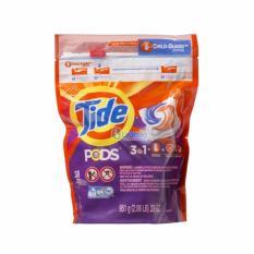 Mã Khuyến Mại Vien Giặt Đa Chiều Tide Pods Danh Cho May Giặt 38 Vien Tide