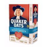 Mua Yến Mạch Quaker Oats 4 52Kg Can Vỡ Trực Tuyến Rẻ